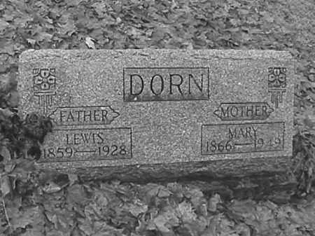 DORN, LEWIS P. - Champaign County, Ohio | LEWIS P. DORN - Ohio Gravestone Photos