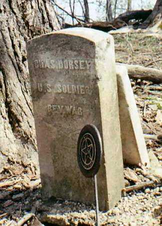 DORSEY, CHARLES - Champaign County, Ohio | CHARLES DORSEY - Ohio Gravestone Photos