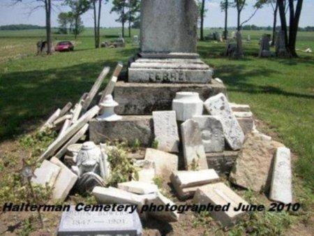 EATON, NANCY ANN - Champaign County, Ohio   NANCY ANN EATON - Ohio Gravestone Photos