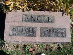 ENGEL, WILLIAM B - Champaign County, Ohio   WILLIAM B ENGEL - Ohio Gravestone Photos
