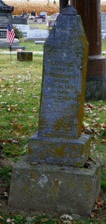 ENGLEHART, LOUISE - Champaign County, Ohio | LOUISE ENGLEHART - Ohio Gravestone Photos