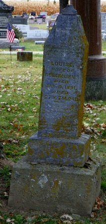 ENGLEHART, LOUISE - Champaign County, Ohio   LOUISE ENGLEHART - Ohio Gravestone Photos