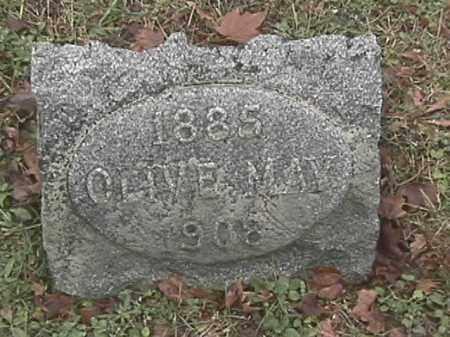 ERWIN, OLIVE MAY - Champaign County, Ohio | OLIVE MAY ERWIN - Ohio Gravestone Photos
