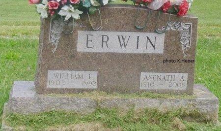 BARGER ERWIN, ASENATH A - Champaign County, Ohio | ASENATH A BARGER ERWIN - Ohio Gravestone Photos