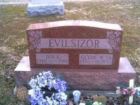 EVILSIZOR, CLYDE WILLIAM SR. - Champaign County, Ohio | CLYDE WILLIAM SR. EVILSIZOR - Ohio Gravestone Photos