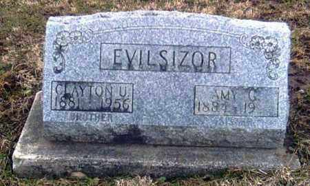 EVILSIZOR, AMY G. - Champaign County, Ohio   AMY G. EVILSIZOR - Ohio Gravestone Photos