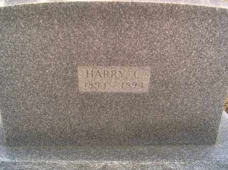 EVILSIZOR, HARRY C. - Champaign County, Ohio | HARRY C. EVILSIZOR - Ohio Gravestone Photos