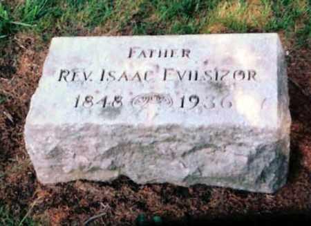 EVILSIZOR, ISAAC - Champaign County, Ohio | ISAAC EVILSIZOR - Ohio Gravestone Photos