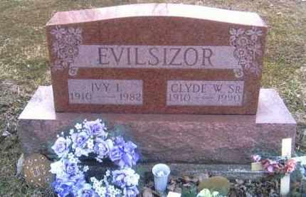 EVILSIZOR, CLYDE W. SR. - Champaign County, Ohio | CLYDE W. SR. EVILSIZOR - Ohio Gravestone Photos