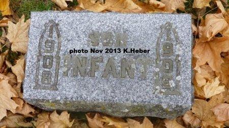EVILSIZOR, INFANT SON - Champaign County, Ohio   INFANT SON EVILSIZOR - Ohio Gravestone Photos