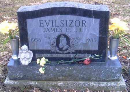 EVILSIZOR, JAMES E. JR. - Champaign County, Ohio   JAMES E. JR. EVILSIZOR - Ohio Gravestone Photos