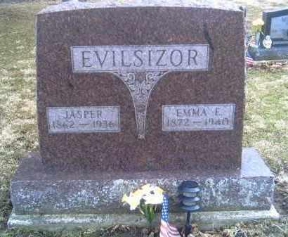 EVILSIZOR, JASPER - Champaign County, Ohio | JASPER EVILSIZOR - Ohio Gravestone Photos