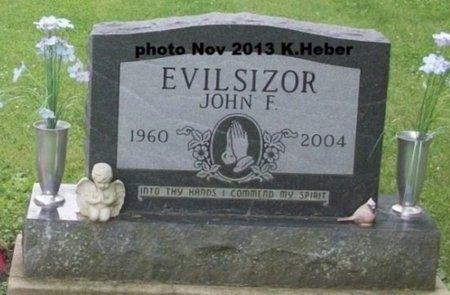 EVILSIZOR, JOHN - Champaign County, Ohio | JOHN EVILSIZOR - Ohio Gravestone Photos