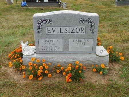 EVILSIZOR, CAROLYN - Champaign County, Ohio | CAROLYN EVILSIZOR - Ohio Gravestone Photos