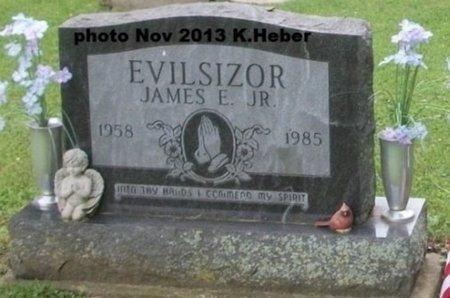 EVILSIZOR, JR, JAMES EDWARD - Champaign County, Ohio   JAMES EDWARD EVILSIZOR, JR - Ohio Gravestone Photos