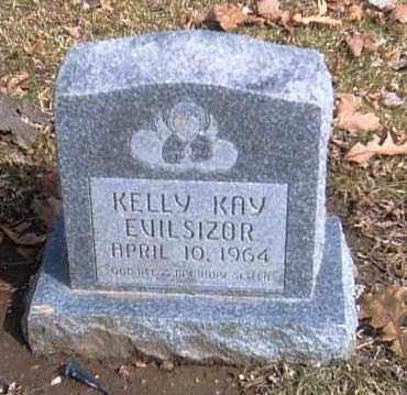 EVILSIZOR, KELLY - Champaign County, Ohio | KELLY EVILSIZOR - Ohio Gravestone Photos