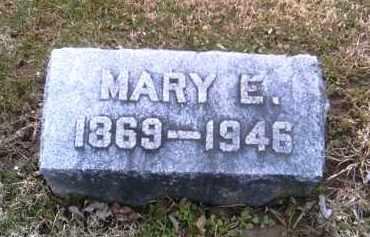 EVILSIZOR, MARY ESTELLA - Champaign County, Ohio   MARY ESTELLA EVILSIZOR - Ohio Gravestone Photos