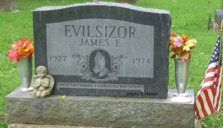 EVILSIZOR, SR, JAMES - Champaign County, Ohio | JAMES EVILSIZOR, SR - Ohio Gravestone Photos