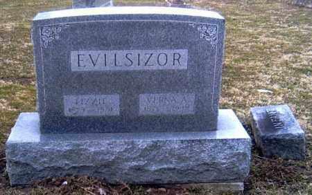 EVILSIZOR, VERNA A. - Champaign County, Ohio | VERNA A. EVILSIZOR - Ohio Gravestone Photos