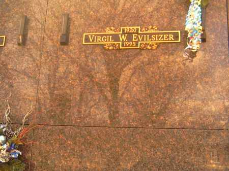 EVILSIZOR, VIRGIL W. - Champaign County, Ohio | VIRGIL W. EVILSIZOR - Ohio Gravestone Photos