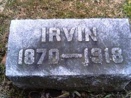 EVILSIZOR, WILLIAM IRVIN - Champaign County, Ohio | WILLIAM IRVIN EVILSIZOR - Ohio Gravestone Photos