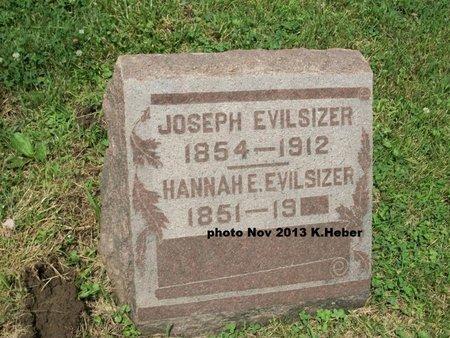 EVILSIZOR-CARSON, HANNAH ELIZABETH - Champaign County, Ohio | HANNAH ELIZABETH EVILSIZOR-CARSON - Ohio Gravestone Photos
