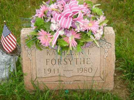 IRENE IMPSON FORSYTHE, KATHLEEN - Champaign County, Ohio   KATHLEEN IRENE IMPSON FORSYTHE - Ohio Gravestone Photos