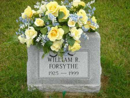 FORSYTHE, WILLIAM - Champaign County, Ohio | WILLIAM FORSYTHE - Ohio Gravestone Photos