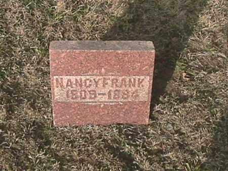 MORRIS FRANK, NANCY - Champaign County, Ohio | NANCY MORRIS FRANK - Ohio Gravestone Photos