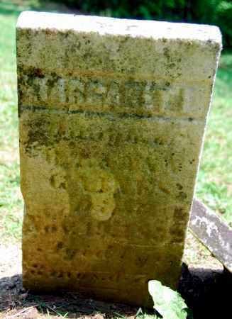 GAINES, MARGARET - Champaign County, Ohio | MARGARET GAINES - Ohio Gravestone Photos