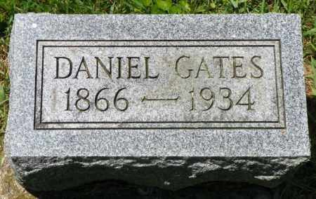 GATES, DANIEL - Champaign County, Ohio | DANIEL GATES - Ohio Gravestone Photos
