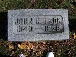 HAINES, JOHN NELSON - Champaign County, Ohio | JOHN NELSON HAINES - Ohio Gravestone Photos