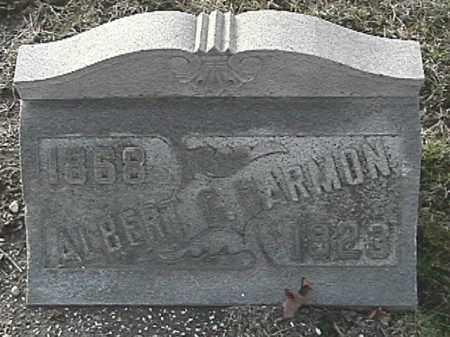 HARMON, ALBERT G. - Champaign County, Ohio | ALBERT G. HARMON - Ohio Gravestone Photos