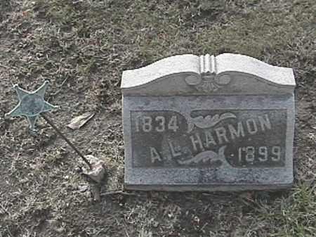 HARMON, ALEXANDER L. - Champaign County, Ohio | ALEXANDER L. HARMON - Ohio Gravestone Photos