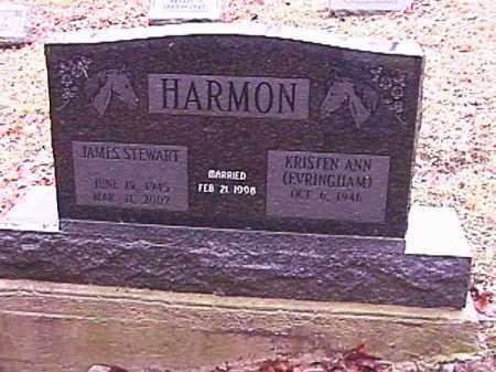 HARMON, JAMES STEWART - Champaign County, Ohio   JAMES STEWART HARMON - Ohio Gravestone Photos