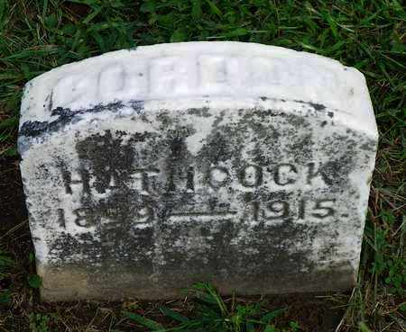 HATHCOCK, GORDON - Champaign County, Ohio | GORDON HATHCOCK - Ohio Gravestone Photos