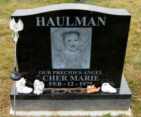 HAULMAN, CHER MARIE - Champaign County, Ohio   CHER MARIE HAULMAN - Ohio Gravestone Photos