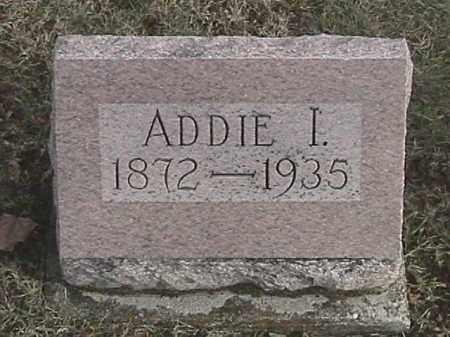 HEATON, ADDIE IONA - Champaign County, Ohio | ADDIE IONA HEATON - Ohio Gravestone Photos