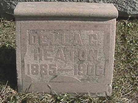 HEATON, DELLA G. - Champaign County, Ohio | DELLA G. HEATON - Ohio Gravestone Photos