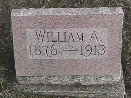 HEATON, WILLIAM ARTHUR - Champaign County, Ohio | WILLIAM ARTHUR HEATON - Ohio Gravestone Photos