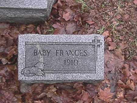 HELVIE, FRANCES - Champaign County, Ohio   FRANCES HELVIE - Ohio Gravestone Photos