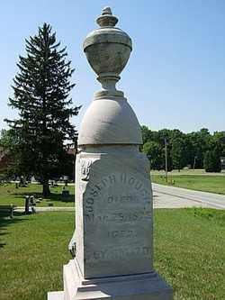 HOUGH, JOSEPH - Champaign County, Ohio   JOSEPH HOUGH - Ohio Gravestone Photos