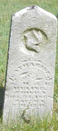 HULING, CATHARINE - Champaign County, Ohio   CATHARINE HULING - Ohio Gravestone Photos