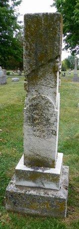 HULL, GEORGE - Champaign County, Ohio | GEORGE HULL - Ohio Gravestone Photos