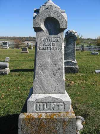 HUNT, DANIEL - Champaign County, Ohio | DANIEL HUNT - Ohio Gravestone Photos