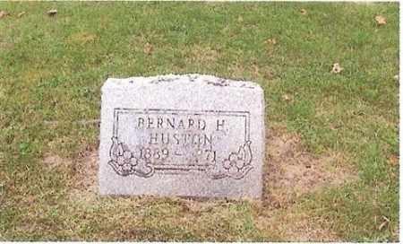 HUSTON, BERNARD H. - Champaign County, Ohio   BERNARD H. HUSTON - Ohio Gravestone Photos