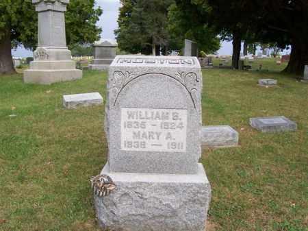 HUSTON, MARY A. - Champaign County, Ohio | MARY A. HUSTON - Ohio Gravestone Photos