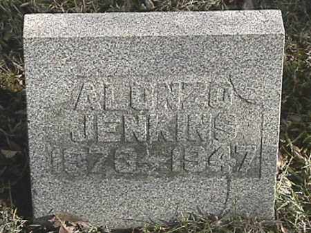 JENKINS, ALONZO MELVIN - Champaign County, Ohio | ALONZO MELVIN JENKINS - Ohio Gravestone Photos