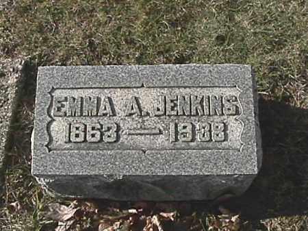 JENKINS, EMMA ALICE - Champaign County, Ohio | EMMA ALICE JENKINS - Ohio Gravestone Photos