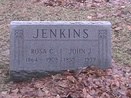 JENKINS, ROSA C. - Champaign County, Ohio | ROSA C. JENKINS - Ohio Gravestone Photos